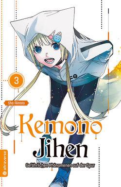 Kemono Jihen – Gefährlichen Phänomenen auf der Spur 03 von Aimoto,  Sho