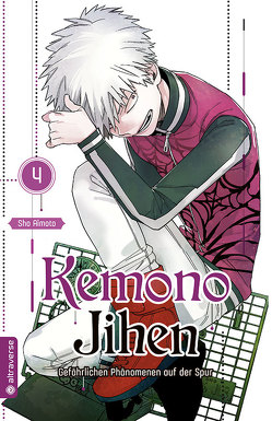 Kemono Jihen – Gefährlichen Phänomenen auf der Spur 04 von Aimoto,  Sho