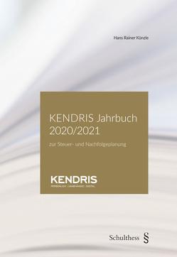 KENDRIS Jahrbuch 2020/2021 (PrintPlu§) von Künzle,  Hans Rainer