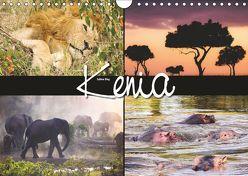 Kenia (Wandkalender 2019 DIN A4 quer) von N.,  N.