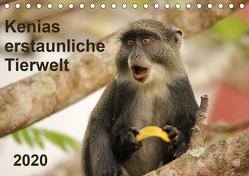 Kenias erstaunliche Tierwelt (Tischkalender 2020 DIN A5 quer) von Demel,  Andreas