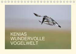 Kenias wundervolle Vogelwelt (Tischkalender 2019 DIN A5 quer) von Demel,  Andreas