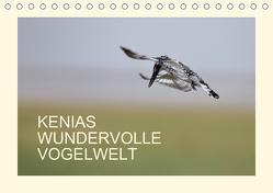 Kenias wundervolle Vogelwelt (Tischkalender 2020 DIN A5 quer) von Demel,  Andreas