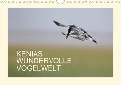Kenias wundervolle Vogelwelt (Wandkalender 2020 DIN A4 quer) von Demel,  Andreas