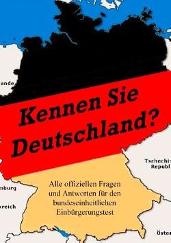 Kennen Sie Deutschland? von Reitz,  Norbert