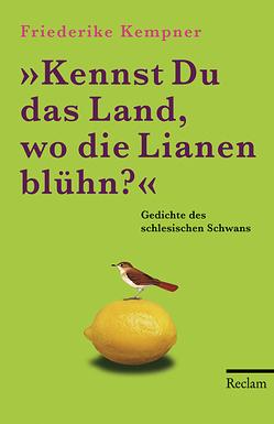 Kennst Du das Land, wo die Lianen blühn? von Kempner,  Friederike, Möbus,  Frank