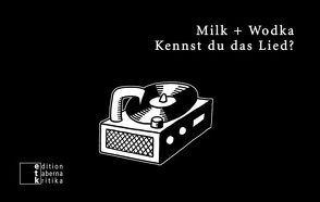 Kennst du das Lied? von Keller,  Remo, Maeder,  Roman
