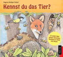 Kennst du das Tier? von Rüdiger-Triebel,  Dagmar