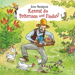 Kennst du Pettersson und Findus? von Nordqvist,  Sven