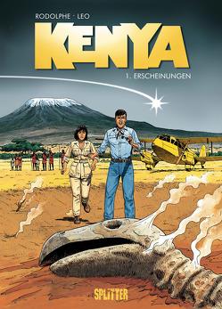 Kenya. Band 1 von Léo, Rodolphe