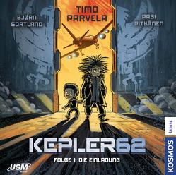 Kepler62 Folge 1: Die Einladung von Parvola,  Timo