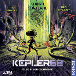 Kepler62 Folge 2: Der Countdown von Parvola,  Timo