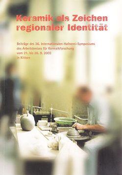 Keramik als Zeichen regionaler Identität von Endres,  Werner, Grieshofer,  Franz, Plöckinger,  Veronika