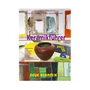 Keramikführer 2021 – 2023 von Pfannkuche,  Bernd