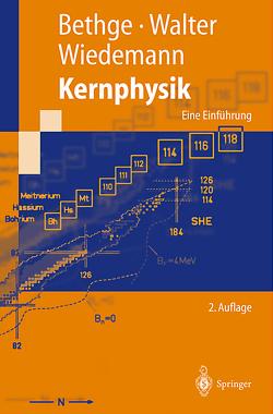 Kernphysik von Bethge,  Klaus, Walter,  Gertrud, Wiedemann,  Bernhard
