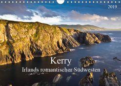 Kerry – Irlands romantischer Südwesten (Wandkalender 2019 DIN A4 quer) von Hess,  Holger