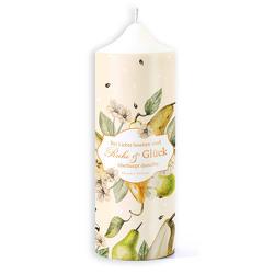 Kerze »Ruhe & Glück«