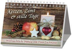 Kerzen, Zimt und stille Tage von Zachmann,  Doro