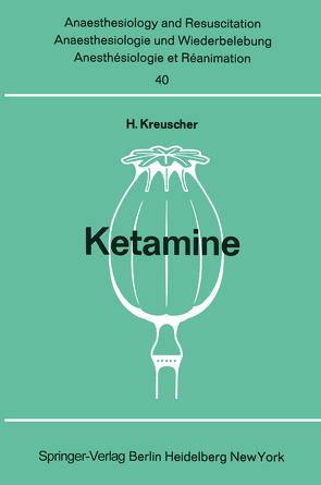 Ketamine von Kreuscher,  H.