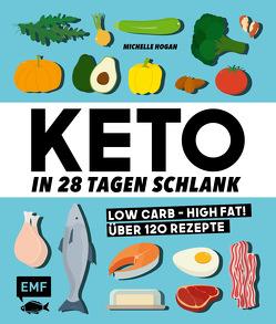 Keto – In 28 Tagen schlank von Hogan,  Michelle
