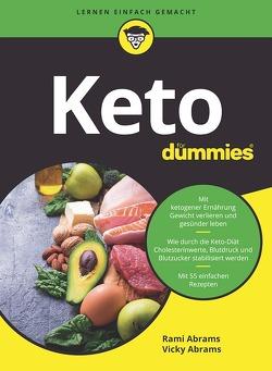 Ketogene Ernährung für Dummies von Abrams,  Rami, Abrams,  Vicki, Strahl,  Hartmut