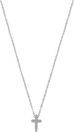 Kette – Halskette mit Kreuzanhänger