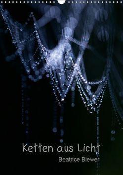 Ketten aus Licht (Wandkalender 2019 DIN A3 hoch) von Biewer,  Beatrice
