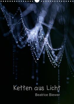 Ketten aus Licht (Wandkalender 2021 DIN A3 hoch) von Biewer,  Beatrice