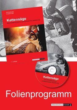 Kettensäge – Powerpoint Folienprogramm von Stefanoski,  Stif, Wolf,  Christian