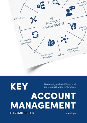 Key Account Management von Sieck,  Hartmut