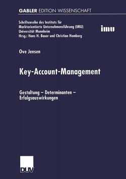 Key-Account-Management von Jensen,  Ove