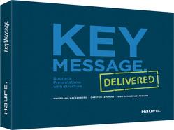 Key Message. Delivered – Englische Version von Hackenberg,  Wolfgang, Leminsky,  Carsten, Schulz-Wolfgramm,  Eibo