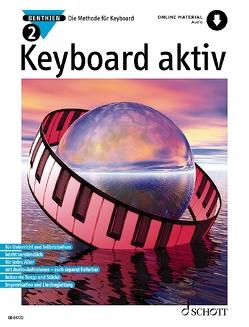 Keyboard aktiv von Benthien,  Axel