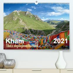 Kham – Tibets abgelegenes Hochland (Premium, hochwertiger DIN A2 Wandkalender 2021, Kunstdruck in Hochglanz) von Michelis,  Jakob