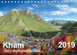 Kham – Tibets abgelegenes Hochland (Tischkalender 2019 DIN A5 quer) von Michelis,  Jakob
