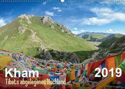 Kham – Tibets abgelegenes Hochland (Wandkalender 2019 DIN A2 quer) von Michelis,  Jakob