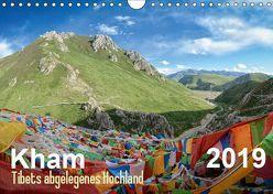 Kham – Tibets abgelegenes Hochland (Wandkalender 2019 DIN A4 quer) von Michelis,  Jakob