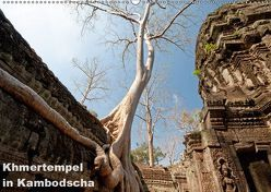 Khmertempel in Kambodscha (Wandkalender 2019 DIN A2 quer) von Schneider,  Michaela