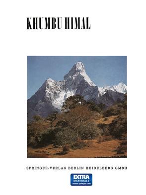 Khumbu Himal von Hellmich,  Walter