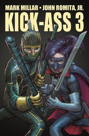 Kick-Ass 3 Gesamtausgabe von Millar,  Mark, Romita,  John Jr.