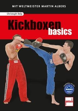 Kickboxen basics von Delp,  Christoph