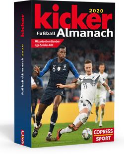 Kicker Fußball-Almanach 2020 von Kicker