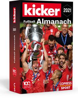 Kicker Fußball-Almanach 2021 von Kicker
