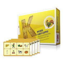 Kickis Laut-Lotto von Willikonsky,  Ariane