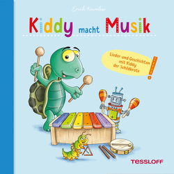 Kiddy macht Musik (CD) von Kowalew,  Erich