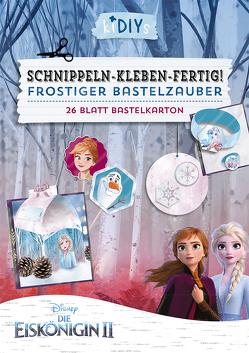 kiDIYs -Schnippeln-Kleben-Fertig! Die Eiskönigin 2 von Disney