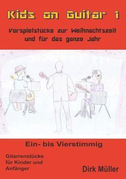 Kids on Guitar von Müller,  Dirk