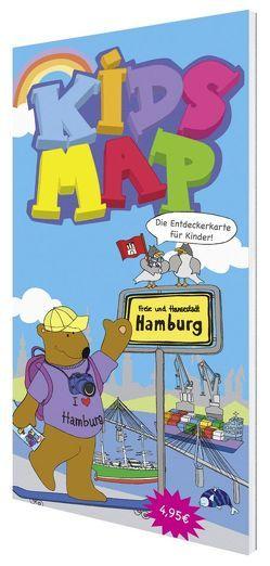 KidsMap Hamburg von Schneider,  Dorit