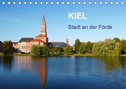 Kiel – Stadt an der Förde (Tischkalender 2019 DIN A5 quer) von N.,  N.