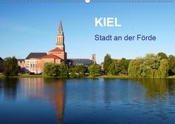 Kiel – Stadt an der Förde (Wandkalender 2019 DIN A2 quer) von N.,  N.
